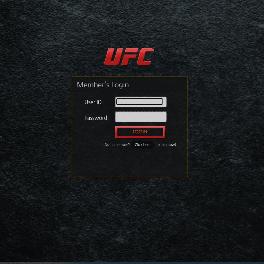 먹튀사이트 UFC